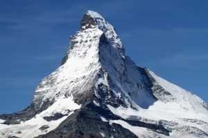 Ian Leaf Switzerland picture of the Matterhorn.